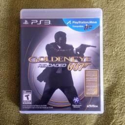 007 Goldeneye Reloaded ps3 playstation 3 not for resale Black label