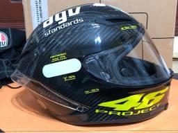AGV Pista GP Project 46 Valentino Rossi + 2 Visores