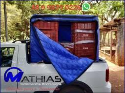 Bolsão termico par trasportes de perecível em carros pequenos Mathias implementos