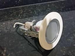 Luminária de Embutir - Ajustável