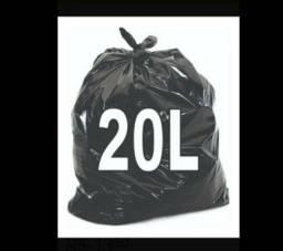 Saco de lixo 20 L