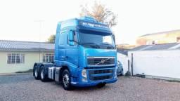 Volvo globetrotter ano 2014 460 ishift 6x4 bug leve teto alto $330.000