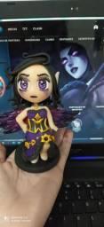 Colecionável Morgana League of Legends de Biscuit