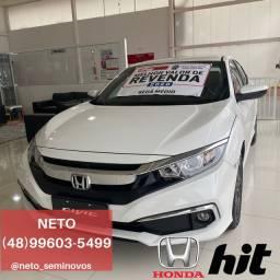 Honda Civic EX 2.0 2020/2020 Zero KM