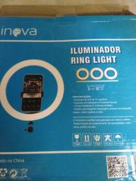 Iluminador ring light