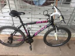 Bicicleta Venzo Aro26 (Toda em alumínio)