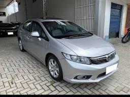 Agio Honda Civic EXS 1.8 2013 $21.000 + Parcelas a partir de $821,00