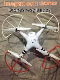 Vendo drone phantom 3 standard