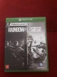 Jogo Rainbow six siege X box One