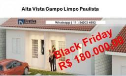 Menor preço da região , Alta Vista Campo Limpo , entrada parcelada , pode usar FGTS