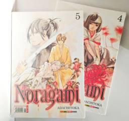 Noragami Mangá