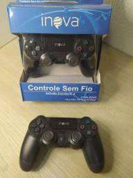 Controle sem fio para PS4 Inova