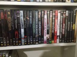 DVDs originais colecionáveis