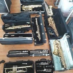 Instrumentos de sopros Geral (KIM)