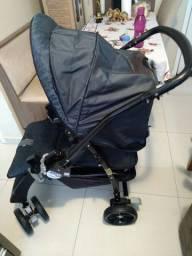 Carrinho de bebê burigotto e bebe conforto com base