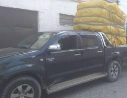 Hilux Cabine Dupla D4-D 4x2 2.5 16V 102cv Turbo Diesel