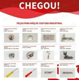 Máquinas de costura assistência técnica em MÁQUINAS industrial e doméstica