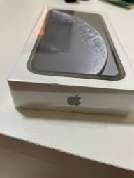 Iphone Xr Preto 128G Novo