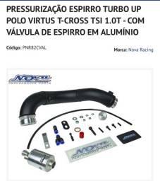 Válvula de Espirro Alumínio nova Racing