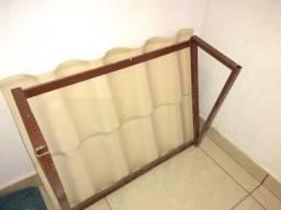 Cobertura para porta