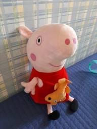 Peppa Pig pelúcia Novinha