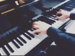 Aulas de Piano clássico