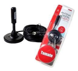 COD:0142 Antena Interna Tv Digital Hdtv Dtv Uhf Prova D Água Tomate