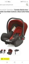 Bebê Conforto com base Isofix Fisher Price