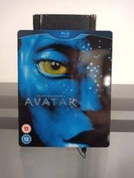 Avatar Blu-ray - Steelbook importado