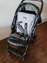 Título do anúncio: Carrinho de bebê + bebê conforto (com base) Burigotto
