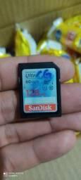 Cartão de memória SDXC Ultra 128GB