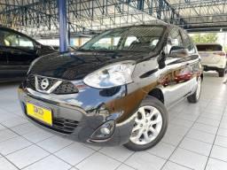 Título do anúncio: Nissan March SV 2020 1.6