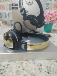 Fone Bluetooth com Rádio