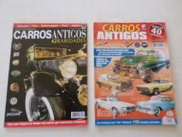 revista titulo carros antigos