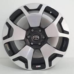 Rodas Toyota Hilux SRX aro 16 novas Parcelo Boleto e Cheque até 24x