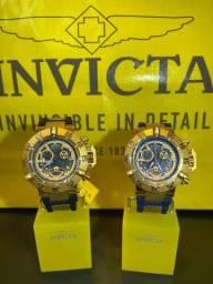 Título do anúncio: Relógio invicta subaqua lacrado