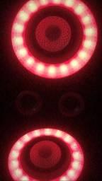 Caixa de som PHT 10.000 modificada bass