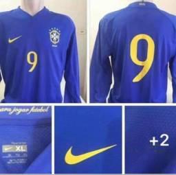 Camisa seleção brasileira de jogo  G 78x55