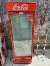 Freezer expositor coca cola 220v