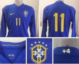 Camisa seleção brasileira  G 74x52