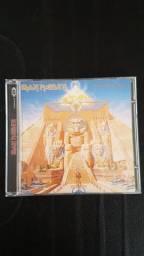 CD Iron Maiden Powerslave
