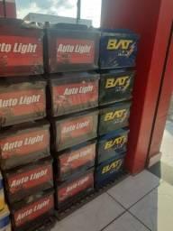 baterias auto light 60 ah