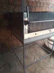 Forno de pizzaria R$750