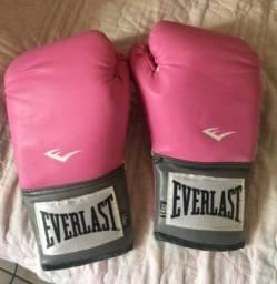 Luvas de Boxe Everlast Pro Style