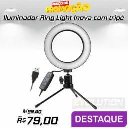 Iluminador Ring Light Lam 8479 Inova