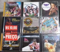 CDs para venda
