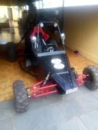 "Kart Cross Gaiola "" Novo"" Motor GS500"