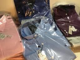 Título do anúncio: Camisa social calvin Klein manga longa