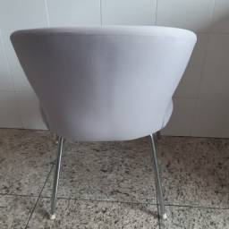 Título do anúncio: cadeiras decorativas cinza