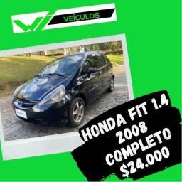 Honda Fit 1.4 2008 Completo